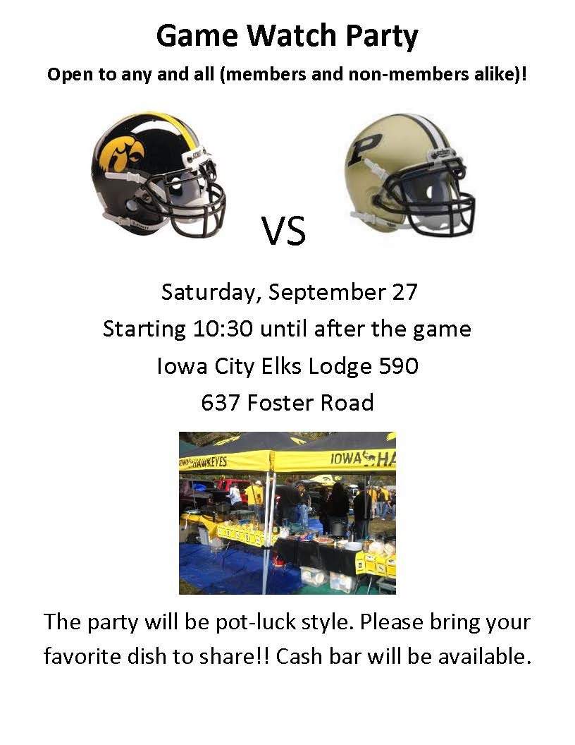Game Watch Party2014